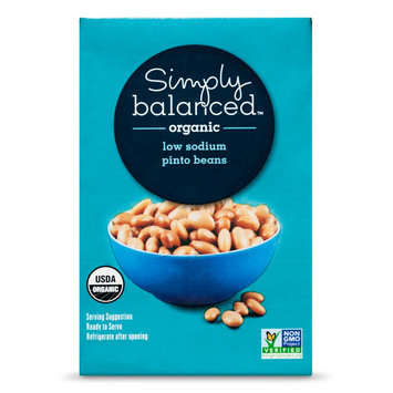 Simply Balanced Sb Beans Pinto Beans Ls 13.4OZ