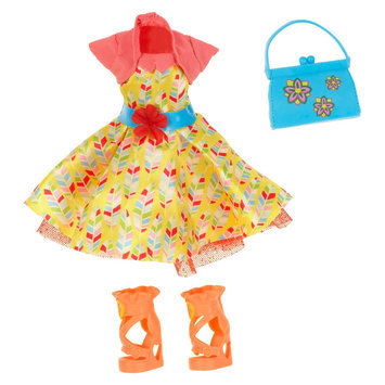 Viva Toys Vi and Va Party Fashion Pack - Roxxi