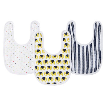 aden by aden + anais for Target by Orla Kiely little bib 3-pack