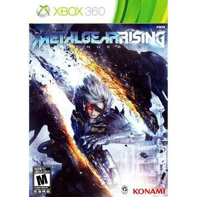 Konami Digital Entertainment Metal Gear Rising Revengeance PRE-OWNED (Xbox 360)