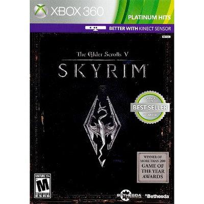 Bethesda The Elder Scrolls V: Skyrim PRE-OWNED (Xbox 360)