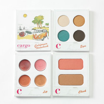 CARGO Summer Polaroid 3-in-1 Magnetic Palette Kit, Multi/None