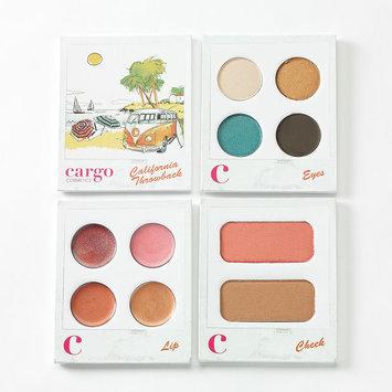 CARGO Summer Polaroid 3-in-1 Magnetic Palette Kit, Multi/None
