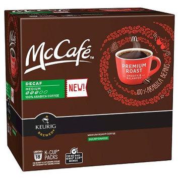 Kraft McCafe single cup Premium Roast Decaf 18ct