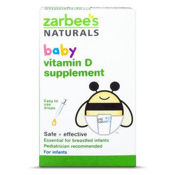 Zarbee's Naturals Baby Vitamin D Drops - 0.5 oz