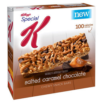 Special K® Kellogg's Salted Caramel Chocolate Snack Bar