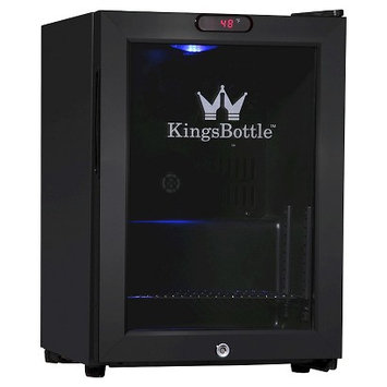 Kingsbottle 36 Can Mini Bar Fridge