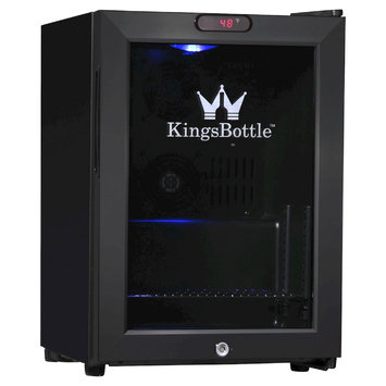 Kingsbottle 21 Can Mini Bar Fridge