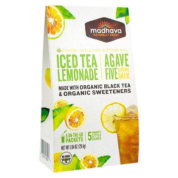 Madhava AgaveFive Drink Mix Ice Tea Lemonade 1.04 oz
