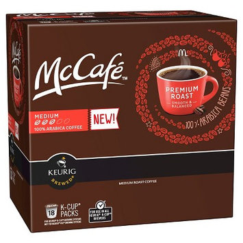 Kraft McCafe Single Cup Premium Roast 18ct