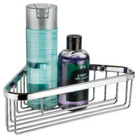 Hold N Storage Chrome Corner Shower Basket 11251 by Better Living