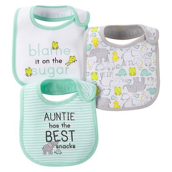 Just One You Made By Carter's Ecom Bib Set Just One You