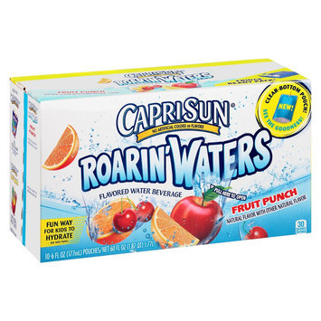 Capri Sun Roaring Waters Fruit Punch