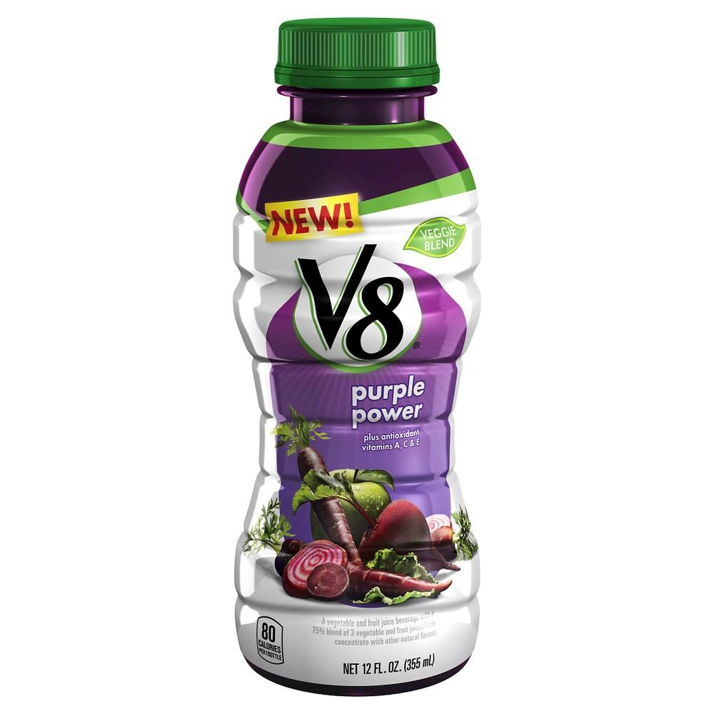 V8 Veggie Blends Purple Power 12oz