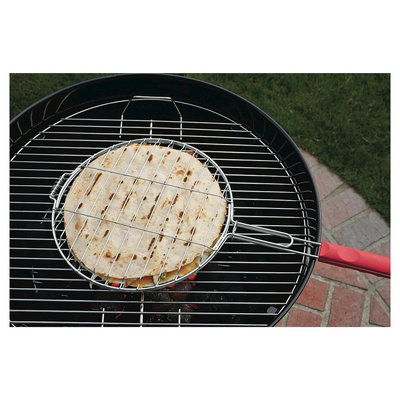 Ev Summer Grill Cookware: Quesadilla Grill Basket