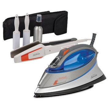Sunbeam Turbo Steam & Touch Up and Go Iron Bundle