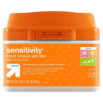 up & up Infant Sensitivity Formula - 23.2oz (6 Pack)
