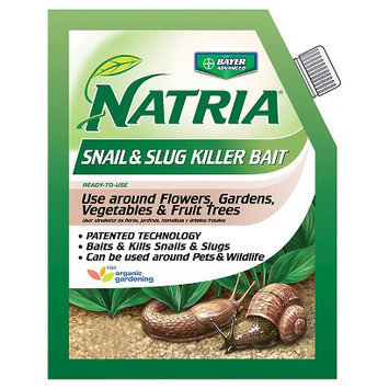 Bug Killer: Bayer Advanced Natria Snail and Slug Killer 1.5lb Bait