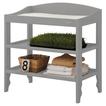 Lolly & Me Sawyer Changing Table - French Gray