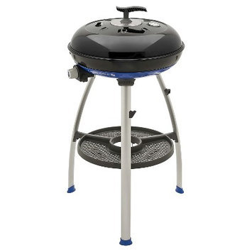 Cadac Carri Chef Grill with Pot Ring, Grill Plate, and Pizza Pan