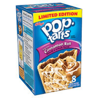 Pop-Tarts Frosted Cinnamon Roll Toaster Pastries 8 ct