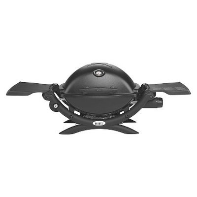 Weber Q 1200 LP Gas Grill- Black