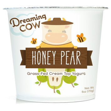 Dreaming Cow Creamery Dreaming Cow Yogurt Honey Pear 6 oz
