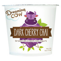 Dreaming Cow Creamery Dreaming Cow Yogurt Cherry Chai 6 oz