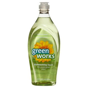 Green Works Original Scent Dish Soap 22 oz