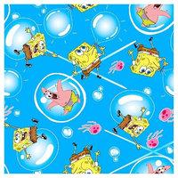 Spongebob Squarepants Spongebob Bubbles Fabric