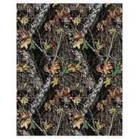 Springs Creative Mossy Oak No Sew Fleece Throw Kit