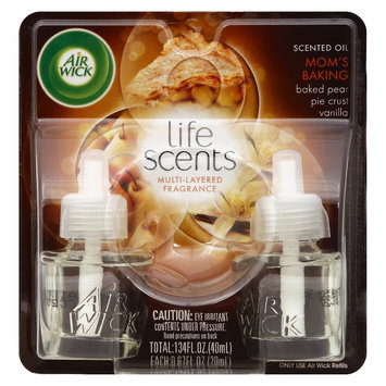 Airwick Scented Oil Life Scents Mom's Baking 1.34FLOZ