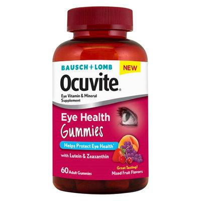 Bausch & Lomb Ocuvite Eye Health Vitamin Gummies - 60 Count