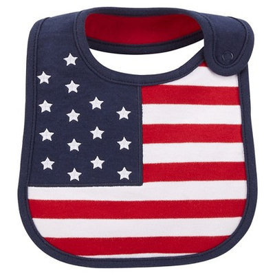 Just One You Made By Carter's Just One YouMade by Carter's Newborn American Flag Bib