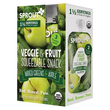 Sprout Mixed Greens & Apple 3 pk