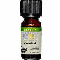 Aura Cacia Organic Essential Oil Clove Bud .25 oz