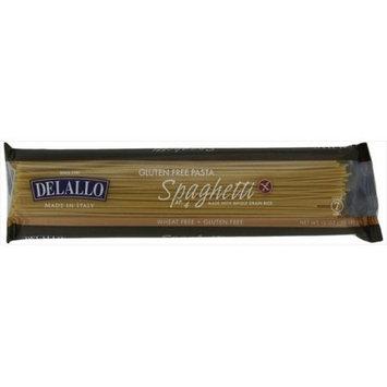 Delallo Gluten Free Pasta Spaghetti No. 4 - 12 oz