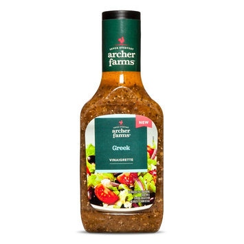 Archer Farms Greek Vinaigrette 16oz