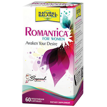 Romantica for Women, 60 Veggie Caps, Natural Balance