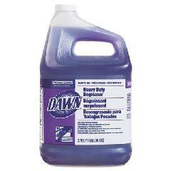 Dawn Manual Dishwashing Detergent Heavy Duty Degreaser, One Gallon