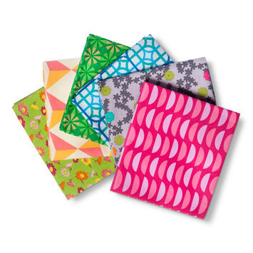 Hand Made Modern - 12ct Fabric Bundle - Assorted Prints