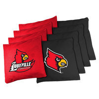 Wild Sports Louisville Cardinals Outdoor Corn Hole Party Game BB-XL-LOU