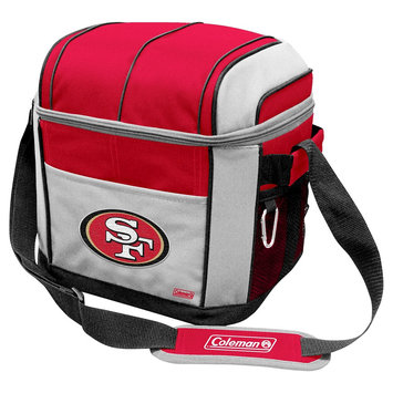 San Francisco 49ers Jarden Sports Licensing Coleman 24 Can Soft-Sided