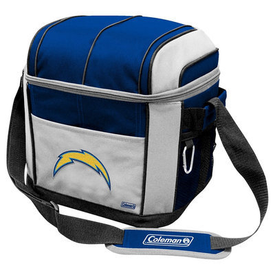 San Diego Chargers Jarden Sports Licensing Coleman 24 Can Soft-Sided
