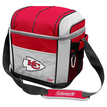 Kansas City Chiefs Jarden Sports Licensing Coleman 24 Can Soft-Sided