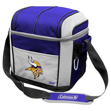 Minnesota Vikings Jarden Sports Licensing Coleman 24 Can Soft-Sided