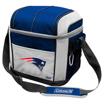 New England Patriots Jarden Sports Licensing Coleman 24 Can Soft