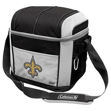 Optimum Fulfillment New Orleans Saints Jarden Sports Licensing Coleman 24 Can Soft-Sided