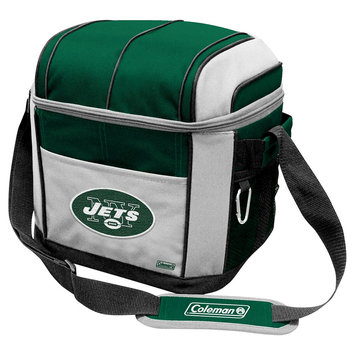 New York Jets Jarden Sports Licensing Coleman 24 Can Soft-Sided Cooler