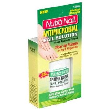 Nutranail Green Tea Antimicrobial Nail Solution 1 oz. (3-pack)